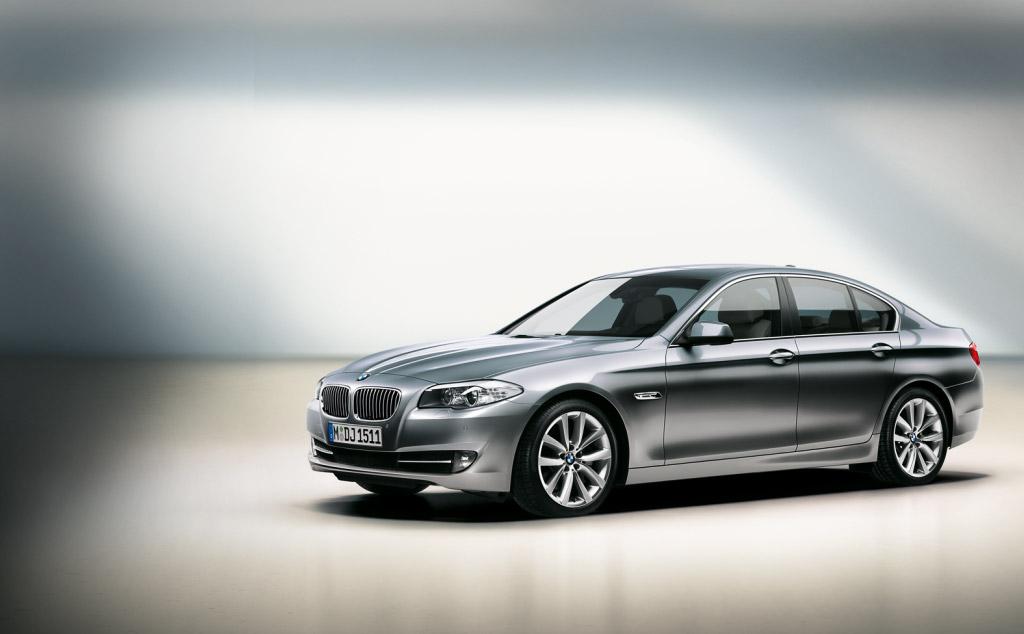 2016 BMW 5 Concept Design