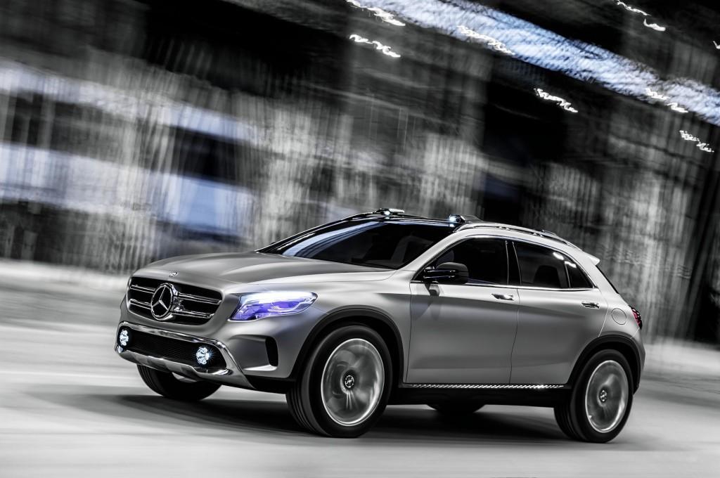 2016 Mercedes GLK speed performance