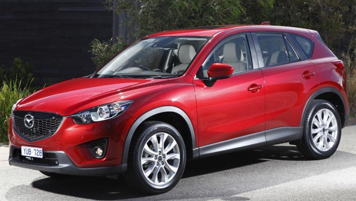 2017 Mazda CX 5 release date