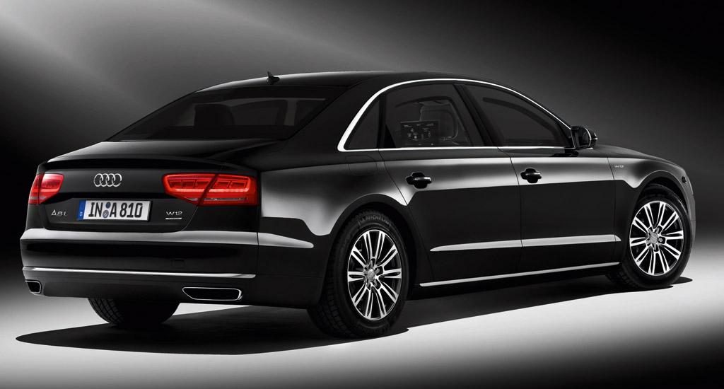 2016 Audi A8 concept design