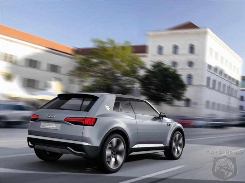 2016 Audi Q8 horse power