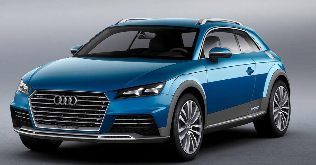 2016 Audi Q8 redesign