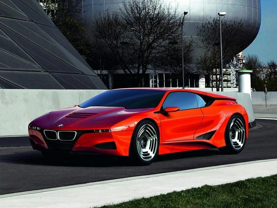 2016 BMW M8 Concept Review