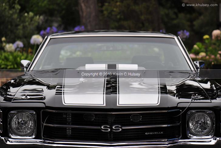 2016 Chevrolet Chevelle SS front design