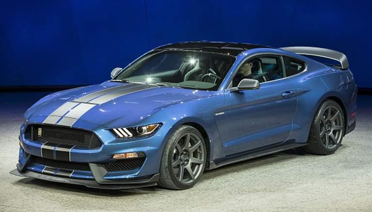 2016 FORD GT exterior design