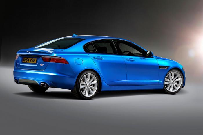 2016 Jaguar XE Concept design