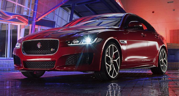 2016 Jaguar XE redesign concept