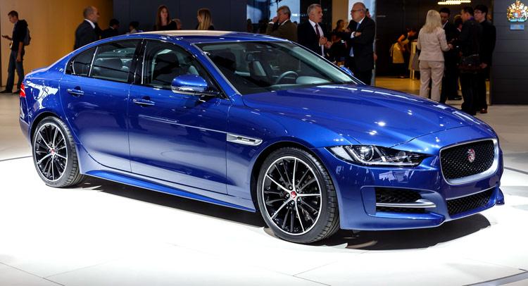 2016 Jaguar XE release date