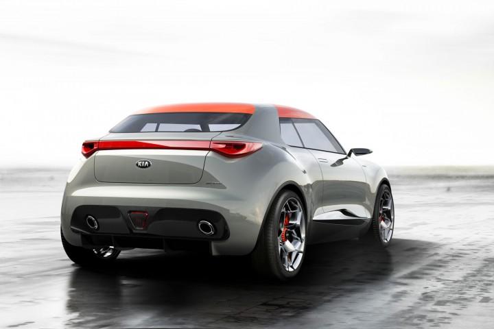 2016 Kia Provo concept design