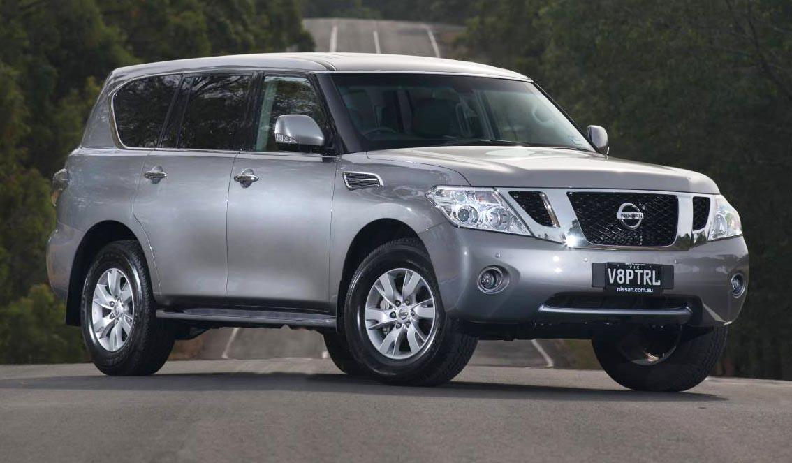 2016 Nissan Patrol concept design