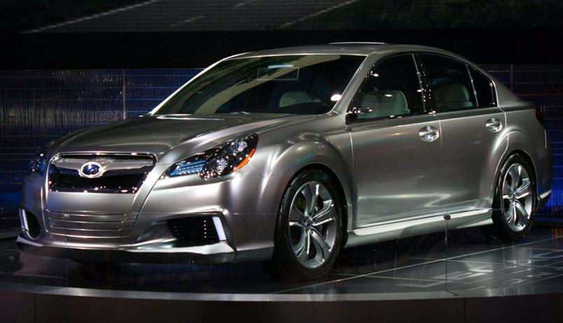 2016 Subaru Legacy release date