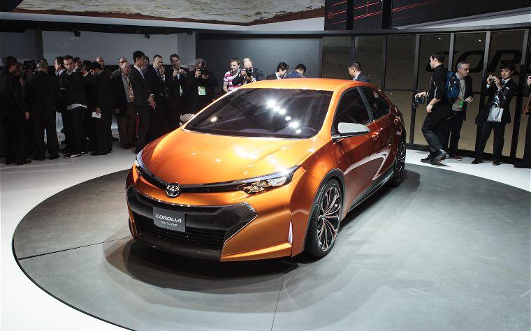2016 Toyota Corolla Furia redesign review