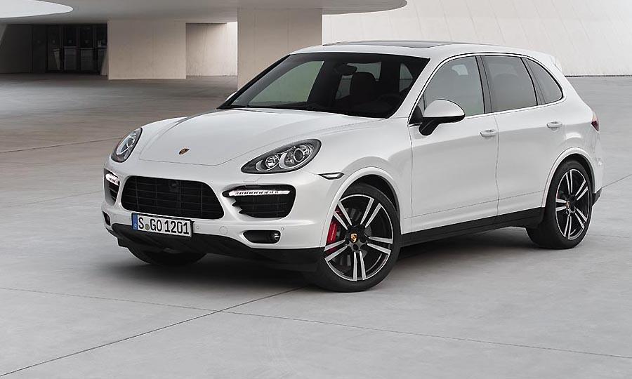 2017 Porsche Cayenne redesign