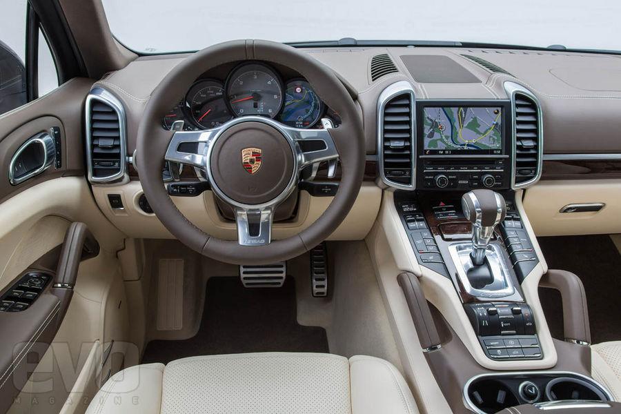 2017 Porsche Cayenne specs review