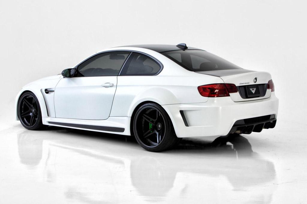 2016 BMW M3 exterior design