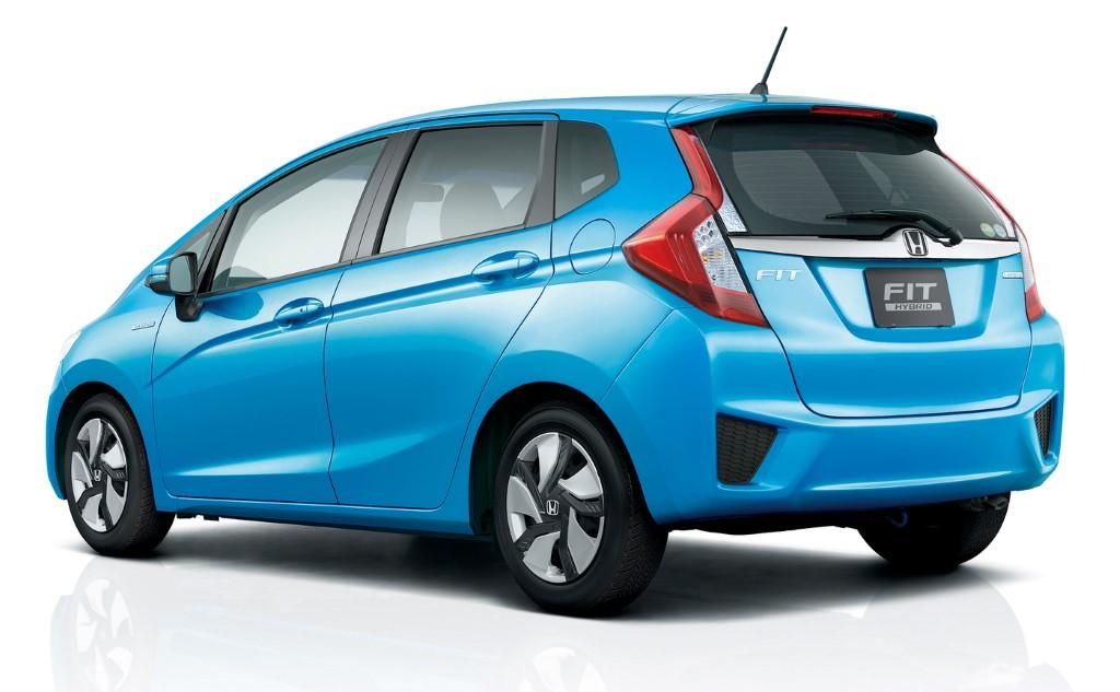 2016 Honda Fit concept design