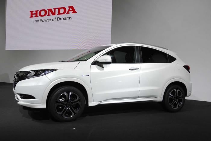 2016 Honda Urban concept design