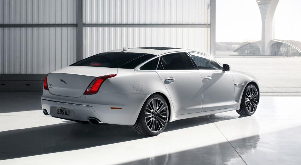 2016 Jaguar XJ concept design