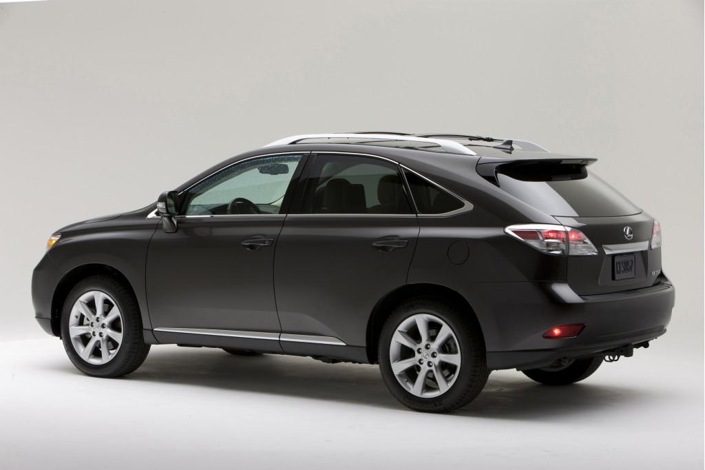 2016 Lexus RX exterior design