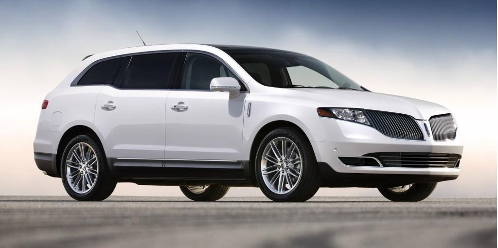 2016 Lincoln MKT concept design