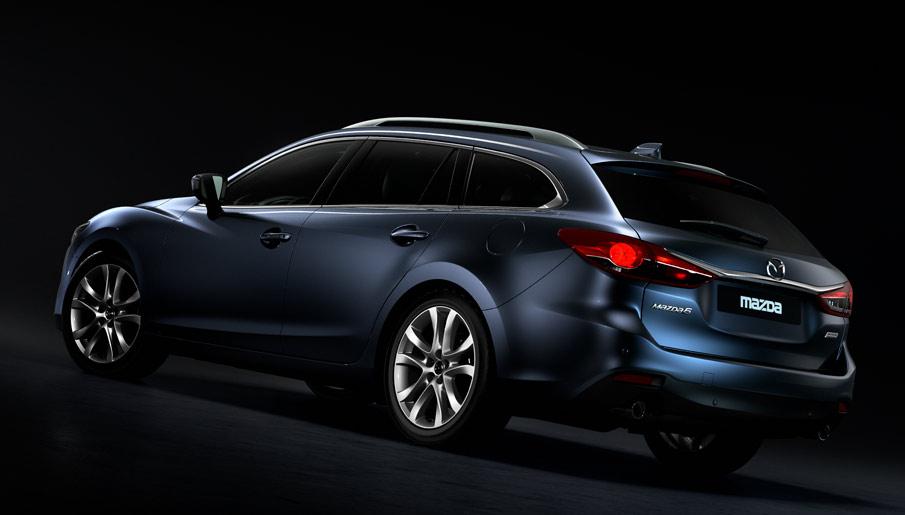 2016 Mazda 6 exterior design