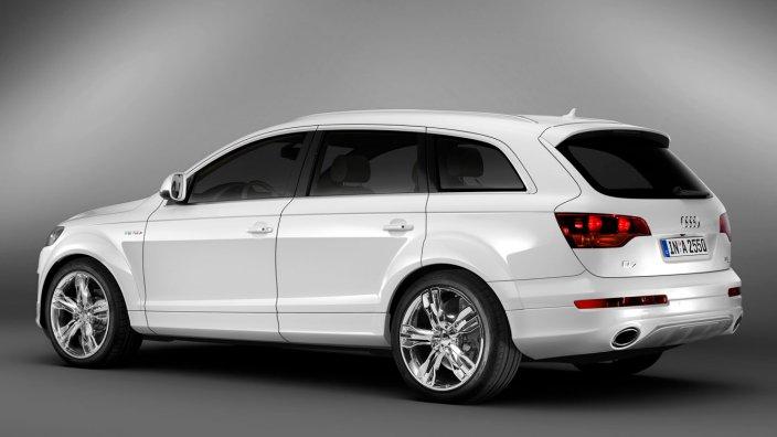 2016 Audi Q7 concept design