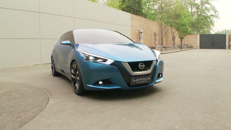 2016 Nissan Lannia concept design