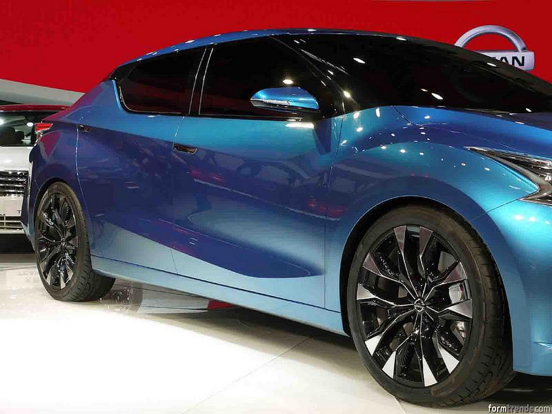 2016 Nissan Lannia velg design